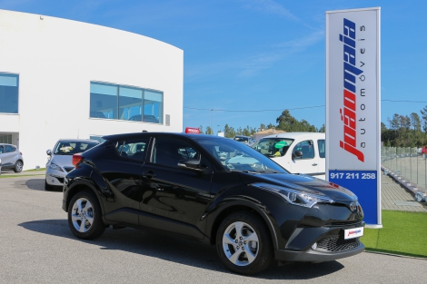 Toyota C-HR 1.2 Turbo de 2017