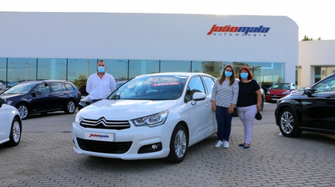 Citroen C4 1.6 BlueEHDi FEEL