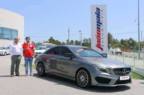 Mercedes-Benz CLA 180d AMG Pack Night de 2016