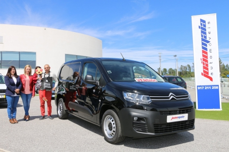Citroen Berlingo Van XL 1.6 BlueHDi Club 100Cv