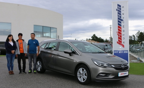 Opel Astra Sports Tourer 1.6 CDTi 110 Cv Dynamic de 2016