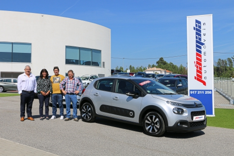 Citroen C3 1.6 BlueHDi Feel de 2018