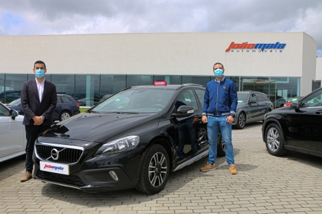 Volvo V40 Cross Country D2 120 Cv de 2018