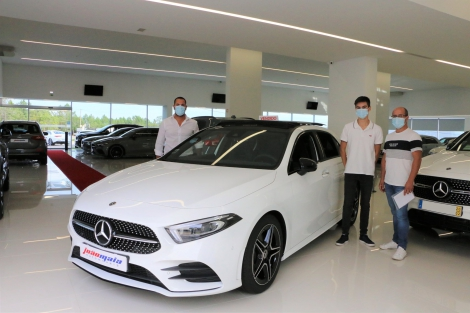 Mercedes-Benz A180 AMG Pack Premium Plus