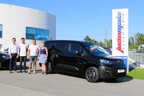 Citroen Berlingo Van XL 1.6 BlueHDi Club de 2019