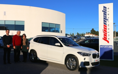 BMW X1 16d sDrive Pack M de 2018
