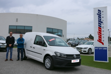 Volkswagen Caddy GP 2.0 TDi de 2016