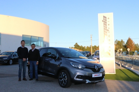 Renault Captur Exclusive 1.5 dCi 90 Cv de 2018