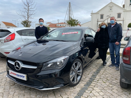 Mercedes-Benz CLA 180d
