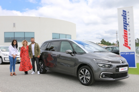 Citroen Grand C4 SpaceTourer 1.5 BlueHDi 130 Cv Feel de 2019