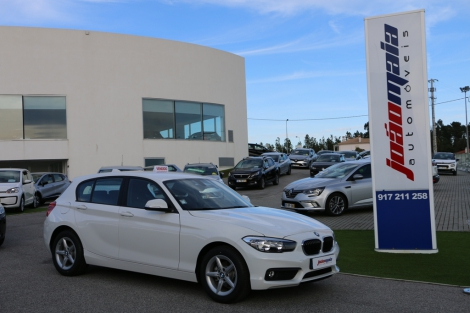 BMW 116d EfficientDynamics Advantage de 2018