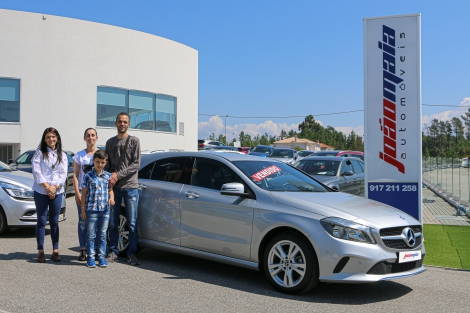 Mercedes-Benz A 180d Urban de 2018,