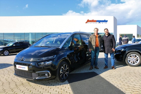 Citroën C4 Spacetourer 1.5 BlueHDi