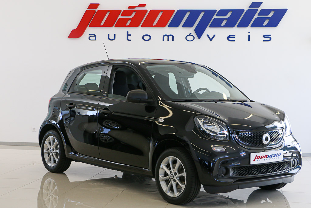 Smart ForFour 1.0 DCT  Passion (9.000 KMS)