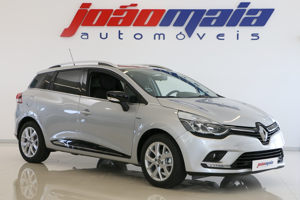 Renault Clio Sport Tourer Limited Edition ENERGY TCe 90Cv (GPS) (2.500 Kms)