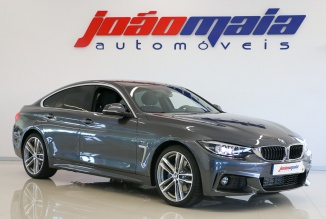 BMW 420d Gran Coupé Pack M Auto (Led's/GPS/Jll 19)
