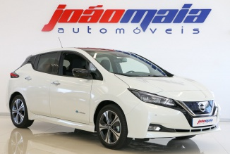 Nissan LEAF N-CONNECTA 40kWh Auto (Deduz IVA) (0 Kms)