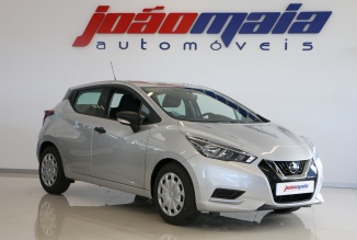 Nissan Micra 1.5 DCi 90Cv Visia S&S (580 Kms)