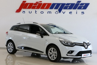 Renault Clio Sport Tourer Limited Edition ENERGY TCe 90Cv (GPS) (7 KMS)