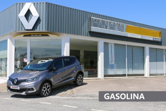 Renault Captur TCe Exclusive - (GPS/LED's/Câmara) (800 Kms)