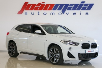BMW X2 16d sDrive Pack M (LED's/GPS/Câmara) (1.500 kms)
