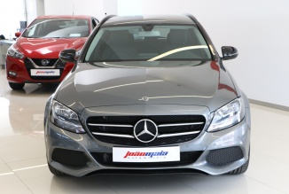 Mercedes-Benz C 200d Station Avantgarde Pack Night (GPS) (16.000 Kms)