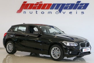 BMW 116d  Advantage (GPS/LED) (800 Kms)