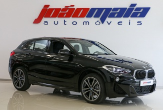 BMW X2 16d sDrive Pack M Auto (LED's/GPS/Câmara) (4.800 kms)