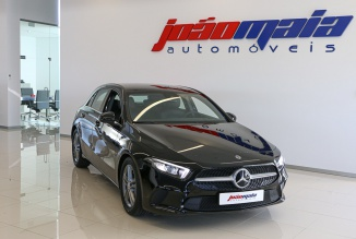 Mercedes-Benz A 180d Style Plus 116Cv  (LED's) (8.800 KMS)