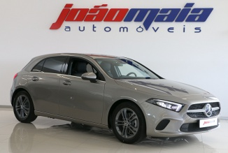 Mercedes-Benz A 200 Style Plus 163Cv  Auto (LED's/Câmara) (3.900 KMS)