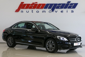 Mercedes-Benz C 200d Avantgarde Auto (LED) (12.000 KMS)