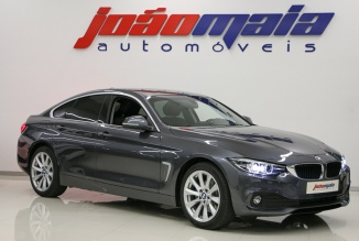 BMW 420d Gran Coupé Auto (Led's/JLL18/GPS) (500 Kms)