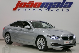 BMW 420d Gran Coupé Auto (Led's/JLL18/GPS) (400 Kms)