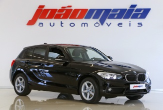 BMW 116d EfficientDynamics Advantage Auto (GPS) ( 52.000 Kms)