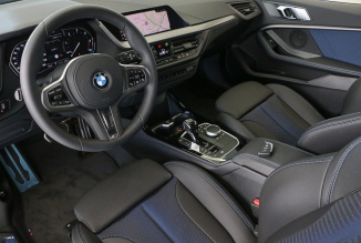 BMW 116d  Pack M Auto (GPS/LED's) (1.600 Kms)