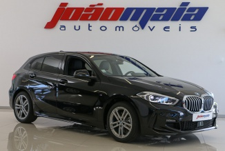 BMW 116d  Pack M Auto (GPS/LED's) (6.200 Kms)